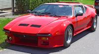 1987 De Tomaso Pantera Overview