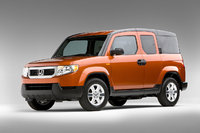 2009 Honda Element Overview