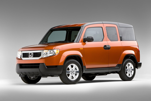 Foto de un 2009 Honda Element