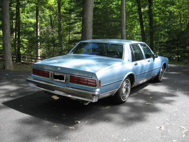 Picture of 1990 Chevrolet Caprice