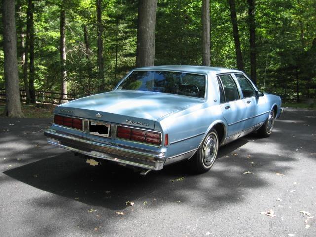 1990 celebrity wagon specs