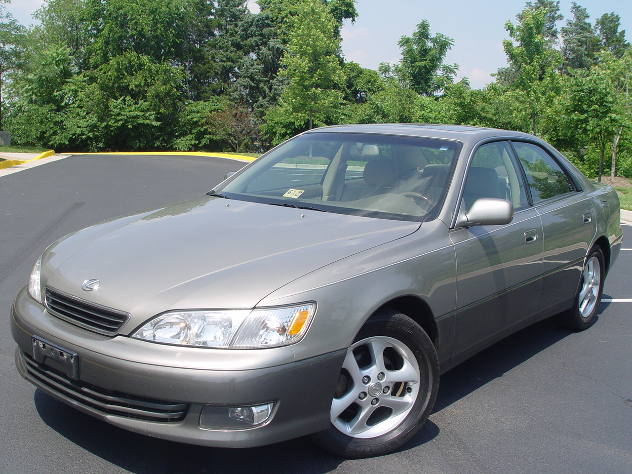 Picture of 2001 Lexus ES 300 Base