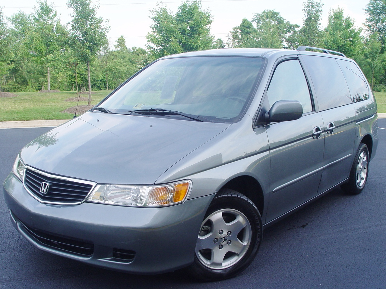Picture of 2001 honda odyssey ex exterior gallery_worthy