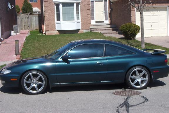 1993 Mazda MX-6 - Pictures - 1993 Mazda MX-6 2 Dr LS Coupe ...