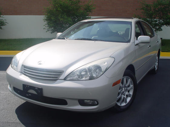 2003 Lexus ES 300 Base, Picture of 2003 Lexus ES 300 STD, exterior