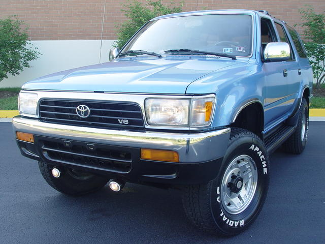 1994 toyota 4runner exterior pictures cargurus. Black Bedroom Furniture Sets. Home Design Ideas