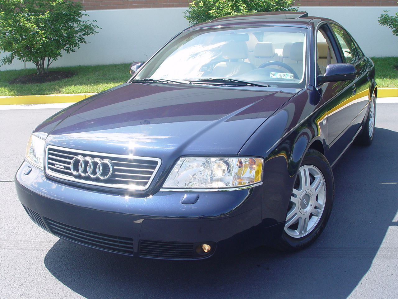 2001 audi a6 exterior pictures cargurus. Black Bedroom Furniture Sets. Home Design Ideas