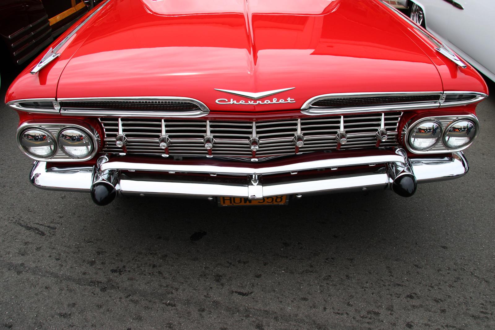 1959 Chevrolet Impala Pictures Cargurus