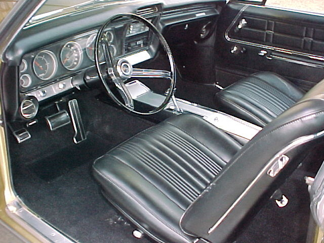2008 Chevy Malibu Used 1967 Chevrolet Impala - Interior Pictures - CarGurus