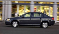 2010 Chevrolet Cobalt, Left Side View, exterior, manufacturer