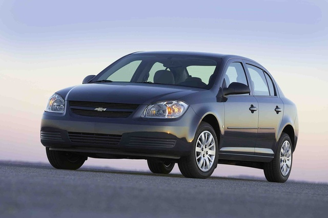 2010 Chevrolet Cobalt, Front Left Quarter View, exterior, manufacturer, gallery_worthy