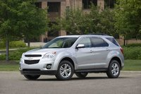2010 Chevrolet Equinox, Front Left Quarter View, exterior, manufacturer, gallery_worthy