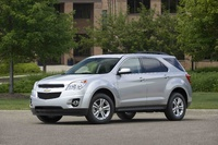 2010 Chevrolet Equinox, Front Left Quarter View, exterior, manufacturer
