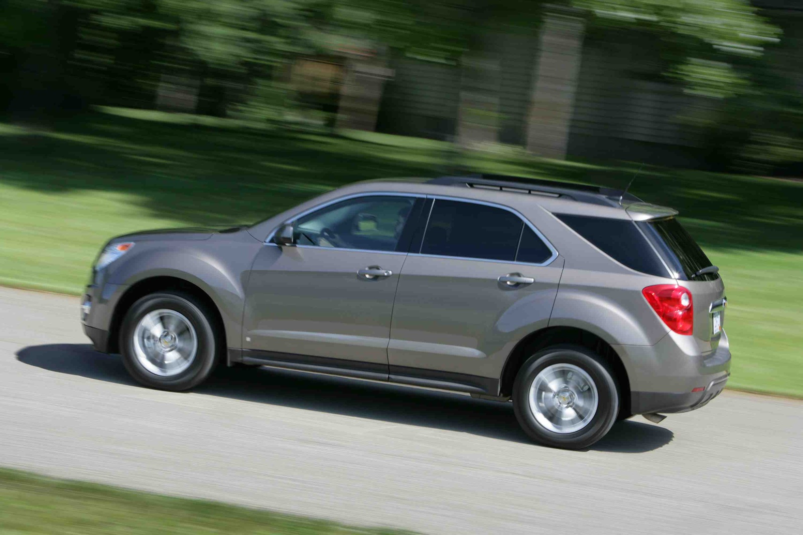 2010 Chevrolet Equinox, Left Side View, manufacturer, exterior
