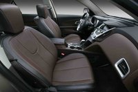 2010 Chevrolet Equinox, Interior View, interior, manufacturer