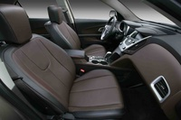 2010 Chevrolet Equinox, Interior View, manufacturer, interior