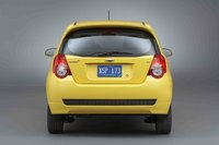 2010 Chevrolet Aveo Aveo5 LT, Back View, exterior, manufacturer, gallery_worthy