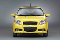 2010 Chevrolet Aveo Aveo5 LT, Front View, exterior, manufacturer