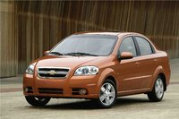 2010 Chevrolet Aveo Overview