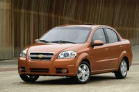 2010 Chevrolet Aveo, Front Left Quarter View, manufacturer, exterior