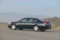 2010 Chevrolet Impala, Left Side View, manufacturer, exterior