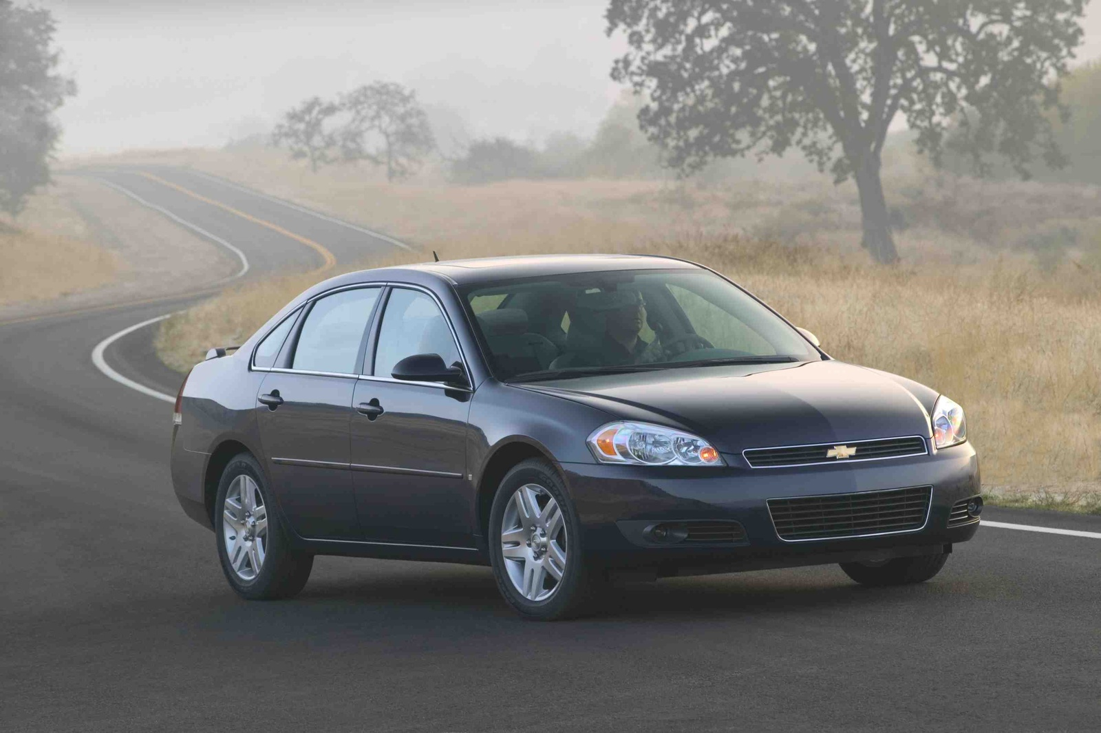2010 Chevrolet Impala, Front Right Quarter View, manufacturer, exterior