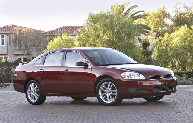2010 Chevrolet Impala, Front Right Quarter View, exterior, manufacturer
