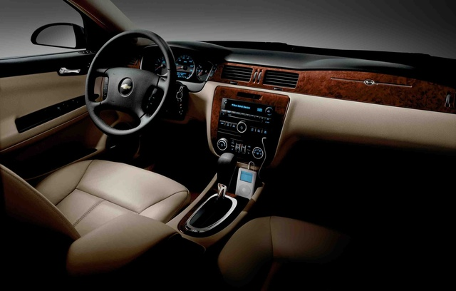 2010 Chevrolet Impala, Interior View, interior, manufacturer, gallery_worthy