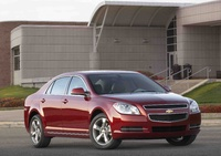 2010 Chevrolet Malibu, Front Right Quarter View, exterior, manufacturer