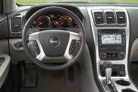 2010 GMC Acadia, Interior View, interior, manufacturer