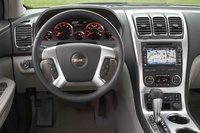 2010 GMC Acadia, Interior View, manufacturer, interior