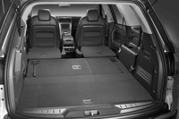 2010 GMC Acadia, Interior Cargo View, manufacturer, interior