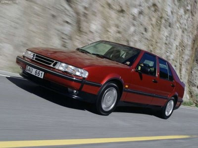 Picture of 1992 Saab 9000