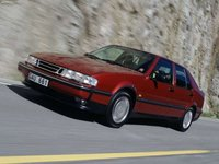 1992 Saab 9000 Overview