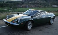 1971 Lotus Europa Overview