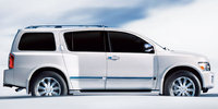2010 Infiniti QX56, Right Side View, exterior, manufacturer