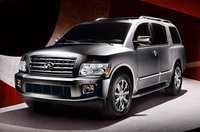 2010 Infiniti QX56 Picture Gallery
