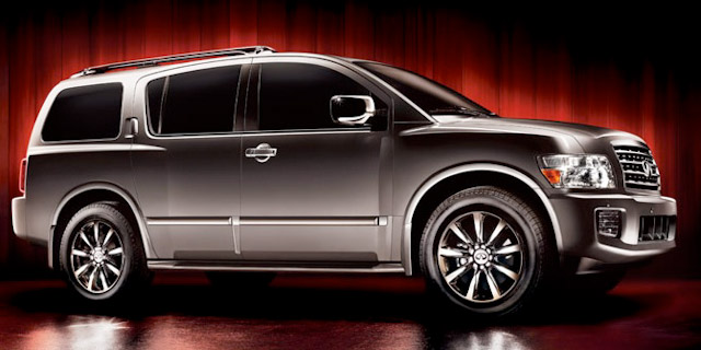 2010 Infiniti FX35 Collection Pics
