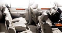 2010 Infiniti QX56, Interior View, interior, manufacturer