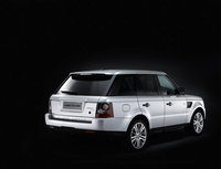2010 Land Rover Range Rover Sport, Back Right Quarter View, exterior, manufacturer