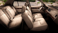 2010 Mercury Grand Marquis, Interior View, interior, manufacturer
