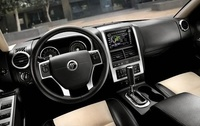 2010 Mercury Mountaineer, Interior View, manufacturer, interior