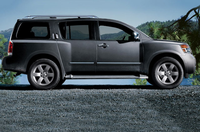 Nissan Armada Most Overpriced 2010 Cars