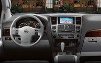 2010 Nissan Armada, Interior View, interior, manufacturer