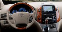 2010 Toyota Sienna, Interior View, interior, manufacturer