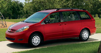 2007 Toyota Sienna, Front Left Quarter View, exterior, manufacturer, gallery_worthy