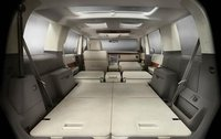 2010 Ford Flex, Interior Cargo View, interior, manufacturer