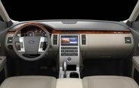 2010 Ford Flex, Interior View, interior, manufacturer