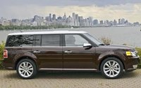 2010 Ford Flex, Right Side View, exterior, manufacturer