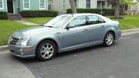 2008 Cadillac STS V6 Luxury Performance picture, exterior